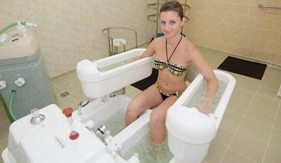 Вихревые ванны